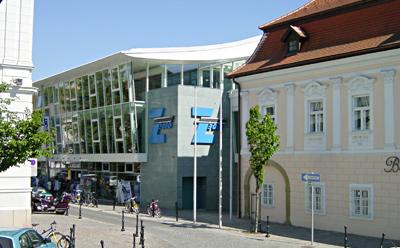 Öffentliche Bauten, Verwaltung, Kultur